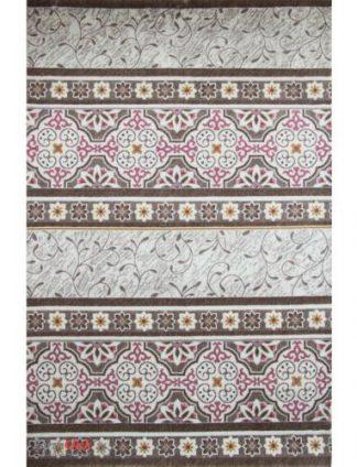 فرش مدرن فانتزی فرش ساوین -  ساوین مد 1502 - 9 متری  صورتی
