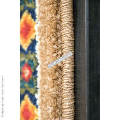 طرح آنیتا خاکی فرش ساوین