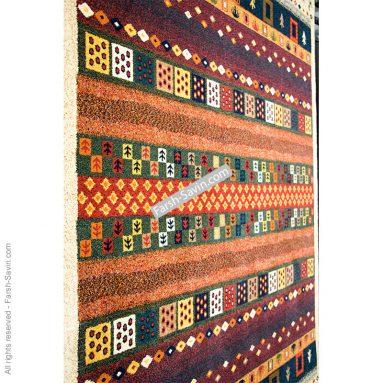 زنبق کرم فرش ساوین