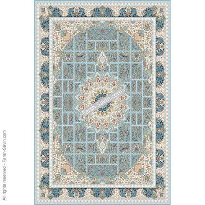 3005 آبی فرش ساوین