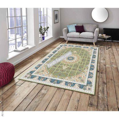 3005 سبز فرش ساوین