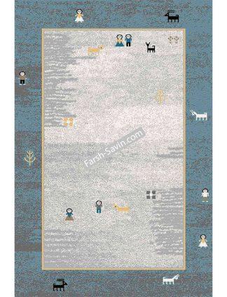 4064 آبی فرش ساوین