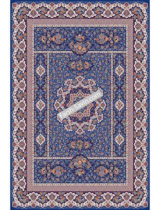 1576 آبی تیره فرش ساوین