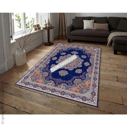 1577 سرمه ای فرش ساوین