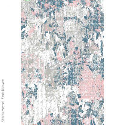 3123 آبی فرش ساوین