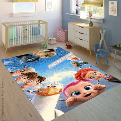 7500 لک لک ها فرش کودک ساوین