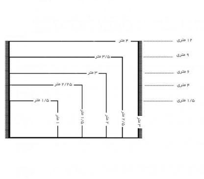 فرش ساوین 4054 زمینه نقره ای روشن