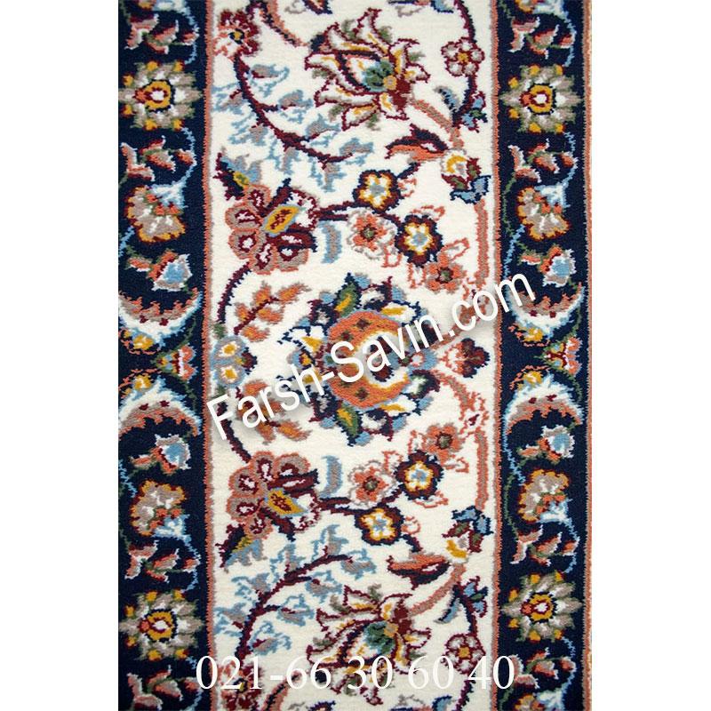 فرش ساوین 4509 شتری فرش پرفروش