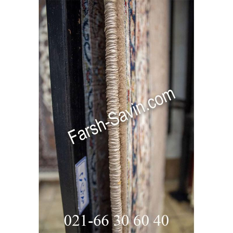فرش ساوین 4509 شتری فرش خاص