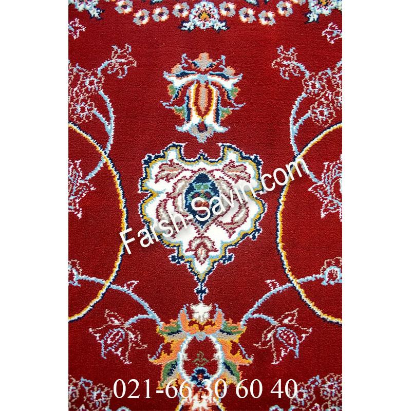 فرش ساوین 4509 لاکی فرش با کیفیت