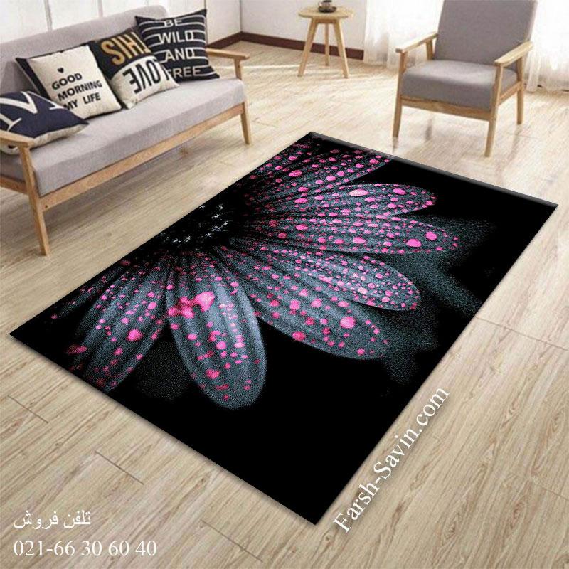 فرش ساوین لوتوس فرش زیبا