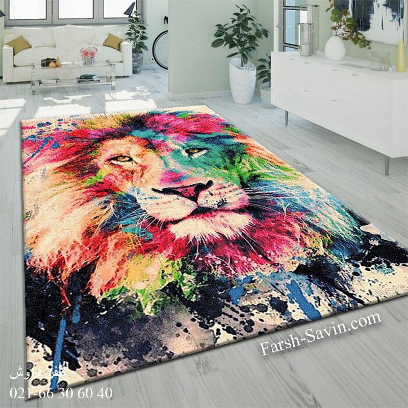 فرش ساوین سپند فرش خاص