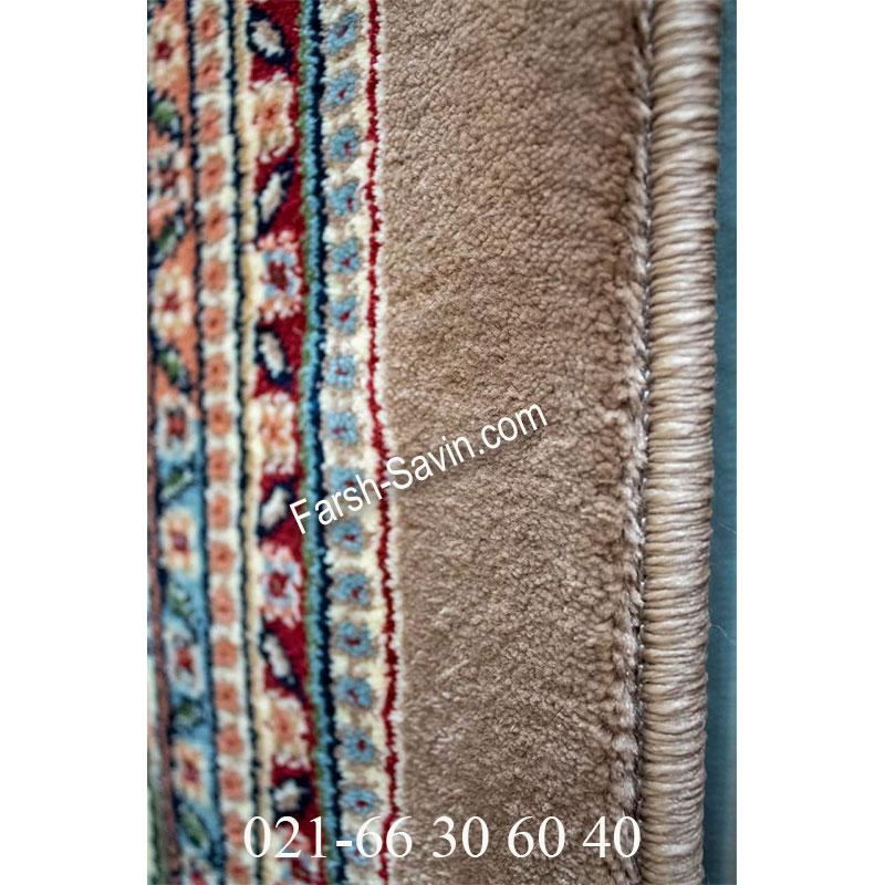 فرش ساوین 4500 شتری فرش شیک