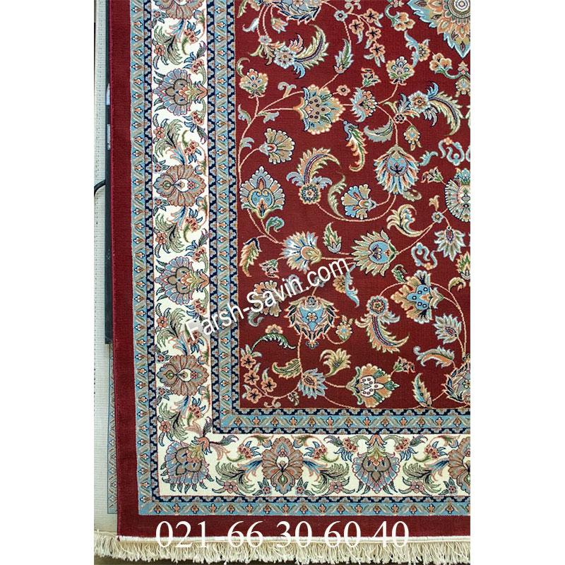 فرش ساوین 4501 لاکی فرش اتاق خواب