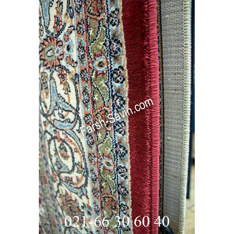 فرش ساوین 4505 لاکی فرش اتاق خواب