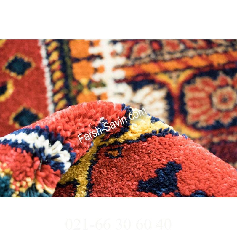 فرش ساوین چهل تیکه فرش پرفروش