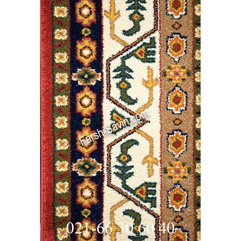 فرش ساوین بهرخ لاکی فرش اصیل ایرانی